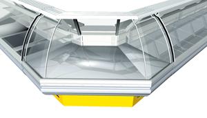 холодильные витрины класса А