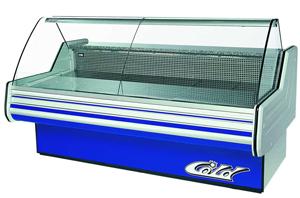 мощность холодильной витрины