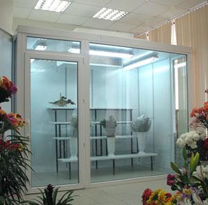 оборудование под цветы фото